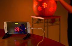 Pocket Tripod for iPhone 6 #tech #flow #gadget #gift #ideas #cool
