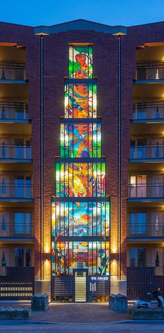 Stefan Glerum – Stained Glass Project