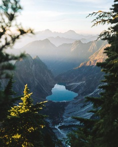 Beautiful Landscape and Adventure Photography by Elliot Hawkey