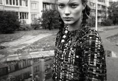 Yelena Yemchuk Photography for Vogue Ukraine