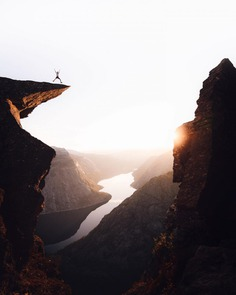 Wonderful Outdoor and Landscape Photography by Niklas Deschner