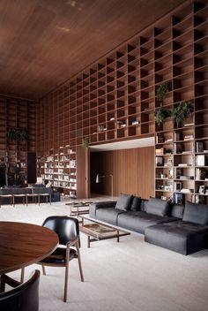 SP Penthouse in Sao Paulo / Studio MK27