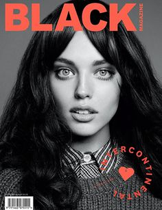 Emily DiDonato by Derek Kettela #photography #design #graphic