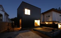 Tsumiki by Mamiya Shinichi Design Studio #minimalist house