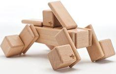 tegu // magnetic blocks #toys #wooden