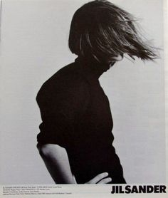 jil sander ads #jil #sander #art #poster #fashion #editorial