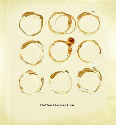 Coffee Generation by Dedo | Society6 #coffee #generation