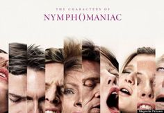 Os rostos orgásmicos do filme Nymphomaniac #actors #people #cine #photography #cinema #famouse #movies #films