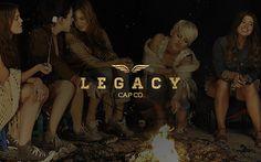 LEGACY Cap Co. // Branding on Behance