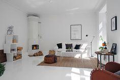 Уютные апартаменты в районе Линнештаден