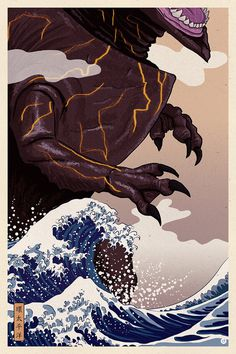 Pacific Rim - Alternative Poster by Doaly