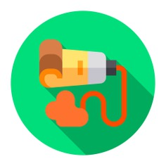 See more icon inspiration related to art and design, Tools and utensils, edit tools, Paint tube, painter, education, tube, art and paint on Flaticon.