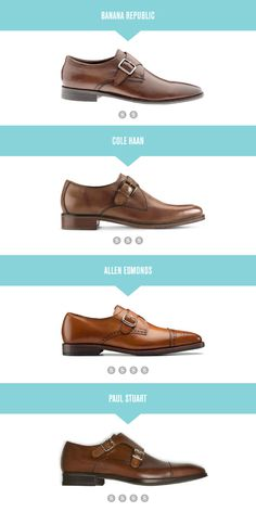 monk strap shoes dress shoes