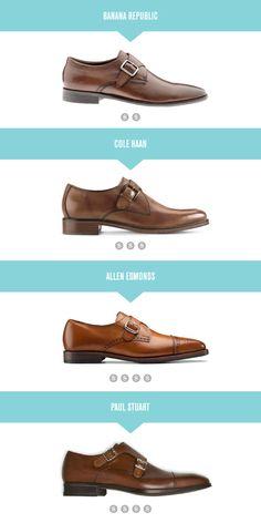 monk strap shoes dress shoes