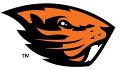 Oregon State Beaver #beaver #design #graphic #identity #logo