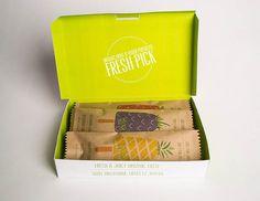 Organic Packaging by Katie Farquhar