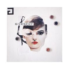 GIVENCHY Ombre Couture on Behance #makeup