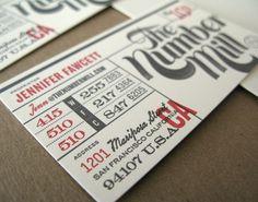 NiceFuckingGraphics! - Blog de diseño gráfico - Part 5 #fonts #red #business #card #grey