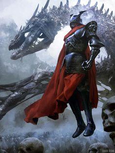 Emperor advanced by chasestone on deviantART #dragon #medievil #emperor