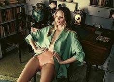 Merde! - Fashion photography fashi0nbible: Agnete... #fashion #photography