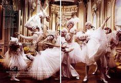 Awkward Pause #fashion #sweden #ballet