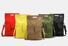 Unit Portables by Kurppa Hosk #branding #bag #photography