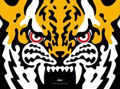 THE SKULL DEZAIN #vector #nakatani #dezain #the #toshiki #tiger #skull