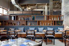 Onomichi U2 by Suppose Design Office #interior #hotel #design #decoration