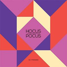 Patrimoine Du Ghetto: Hocus Pocus - 16 Pieces CD FR 2010-211 #design #graphic