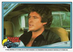 Vintage Film and Television Trading Cards - Signalnoise.com #hoff