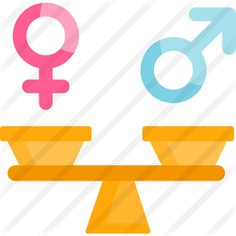 See more icon inspiration related to shapes and symbols, feminism, genders, gender, balance, equality and signs on Flaticon.