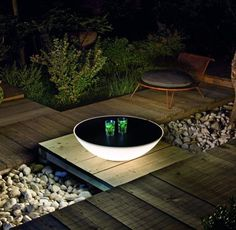 Solar Outdoor Floor Lamp #tech #flow #gadget #gift #ideas #cool