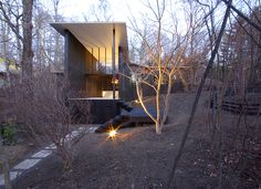 House in Karuizawa by Case Design Studio #modern #design #minimalism #minimal #leibal #minimalist