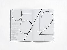 FFFFOUND! | Creative Review - Claridge's rebrand #magazine