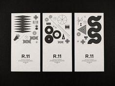 Balla Dora Typo-Grafika #geometry #black #white #pattern