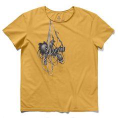 WIRED DUO - Tshirt|KAFT