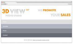 3d view 360 web site
