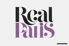Kohei Miura | FRESHJIVE BLOG #paris #lettering #kohei #logo #real #miura #type #typography