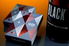 The Dieline's Top 20 Playing Card Decks The Dieline #packaging #games #cards #playing