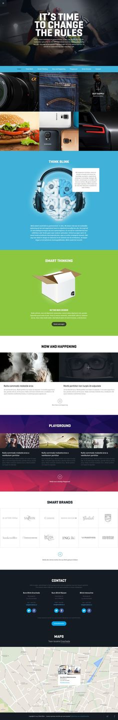 Think index #homepage #web