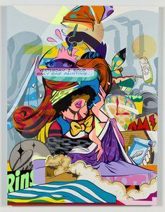 Pose MSK | PICDIT #design #graphic #painting #art #spray