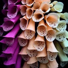 #paper #flowers #pastel
