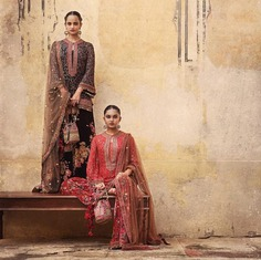 Winter Sabyasachi Suits Collection