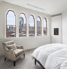 bedroom / Ruhl Studio Architects