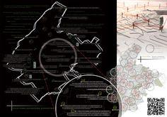 ARCHITECTURE ‹ Falling #urban #graphic
