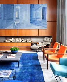 Casa IV in Sao Paulo suite arquitetos renovation casa iv 3 #interior #design #decor #living #livingroom #room