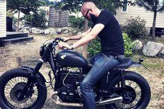 Le 17 #motorbike