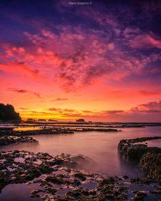 Ranca Buaya Beach, Bontjenang