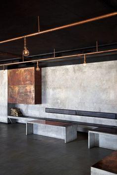 Nazdrowje, an industrial style Polish restaurant in Stockholm   emmas designblogg