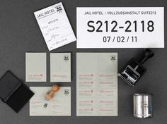 SUITE212 print design 10 Jahre #stamp #identity #stationary